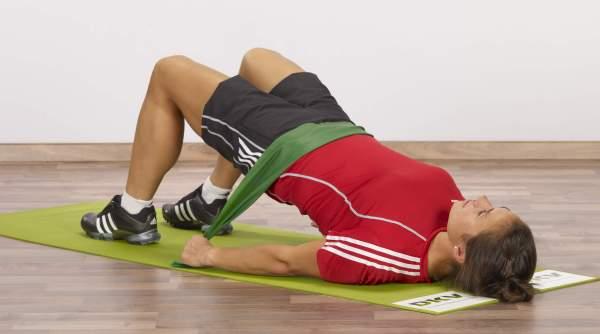 hinteren oberschenkelmuskel trainieren